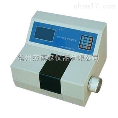 YPD-300D智能片剂硬度计