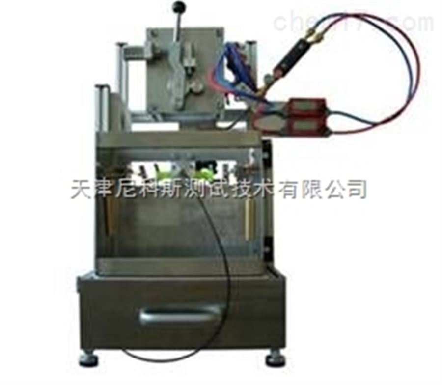 抗熔融金属溅沫冲击性能测试仪