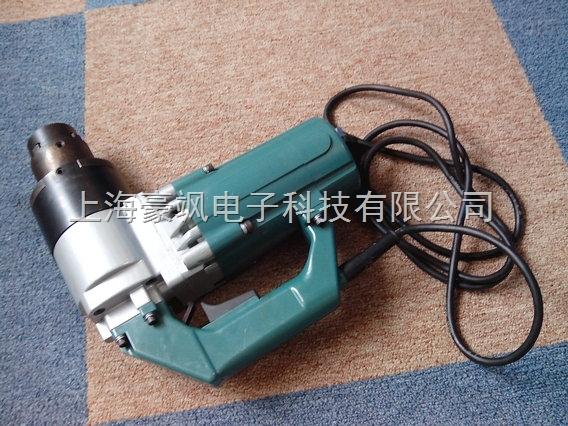 扭剪型电动扳手的工作原理