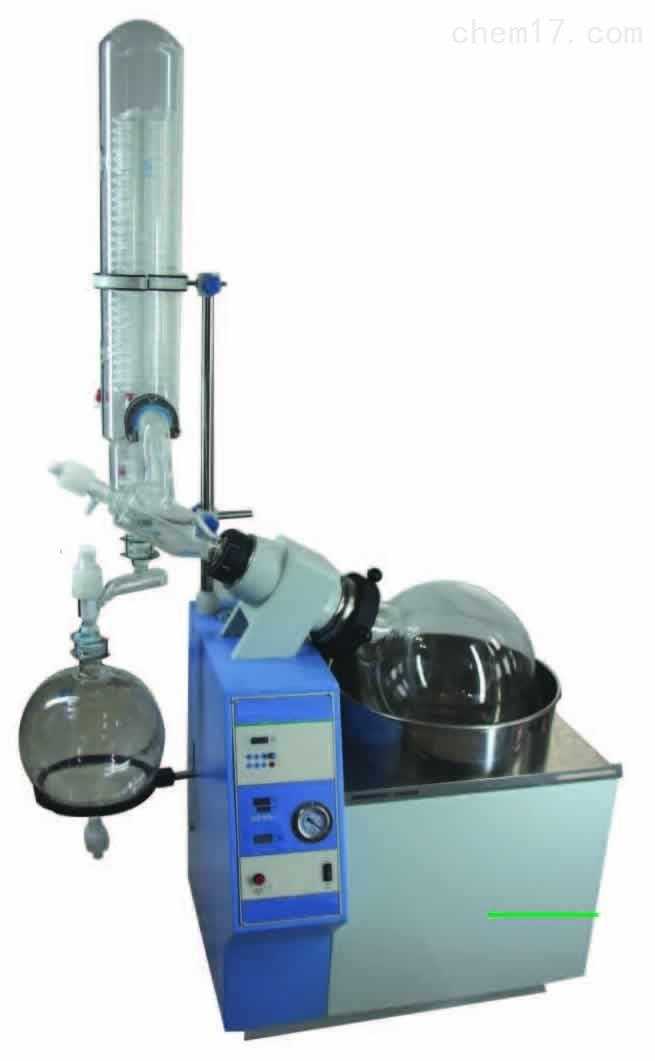 旋转蒸发仪R5002B 50L 浴锅升降 聚四氟-陶瓷端面机械密封