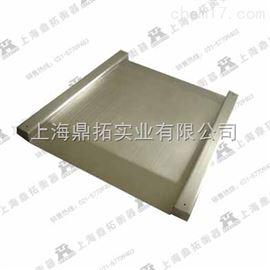 SCS2吨标准型小地磅,2吨不锈钢材质电子平台秤