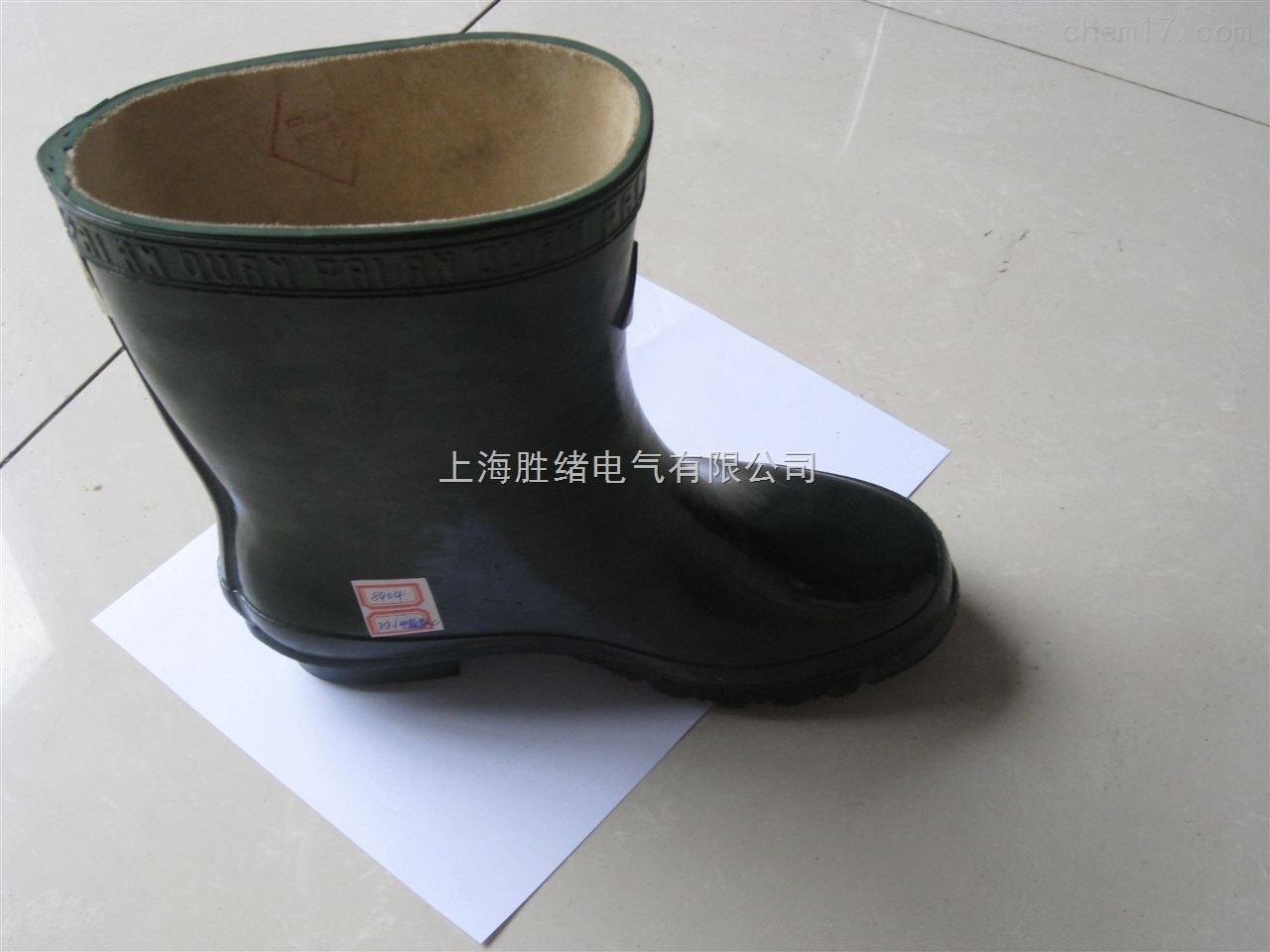 6kV矿用长筒靴