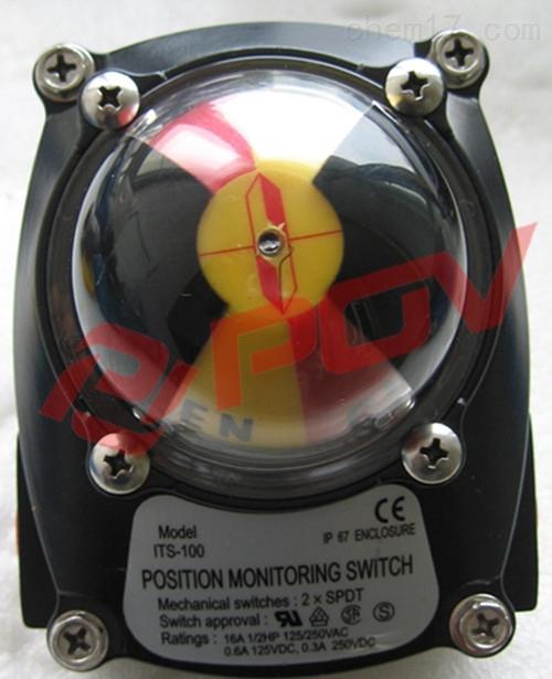 气动阀门限位开关配气动蝶阀回讯器接线图上海普雷