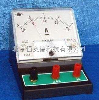 用于测量直流电路中的电流