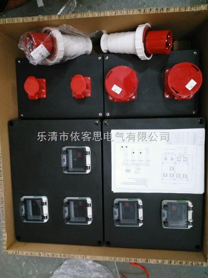 生产销售 FXX-12KXX防水防尘防腐插座箱12个回路三防插座箱 IP65 WF2
