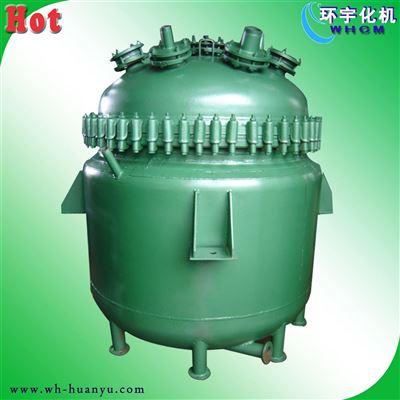 GJH2000L碳钢喷涂反应釜