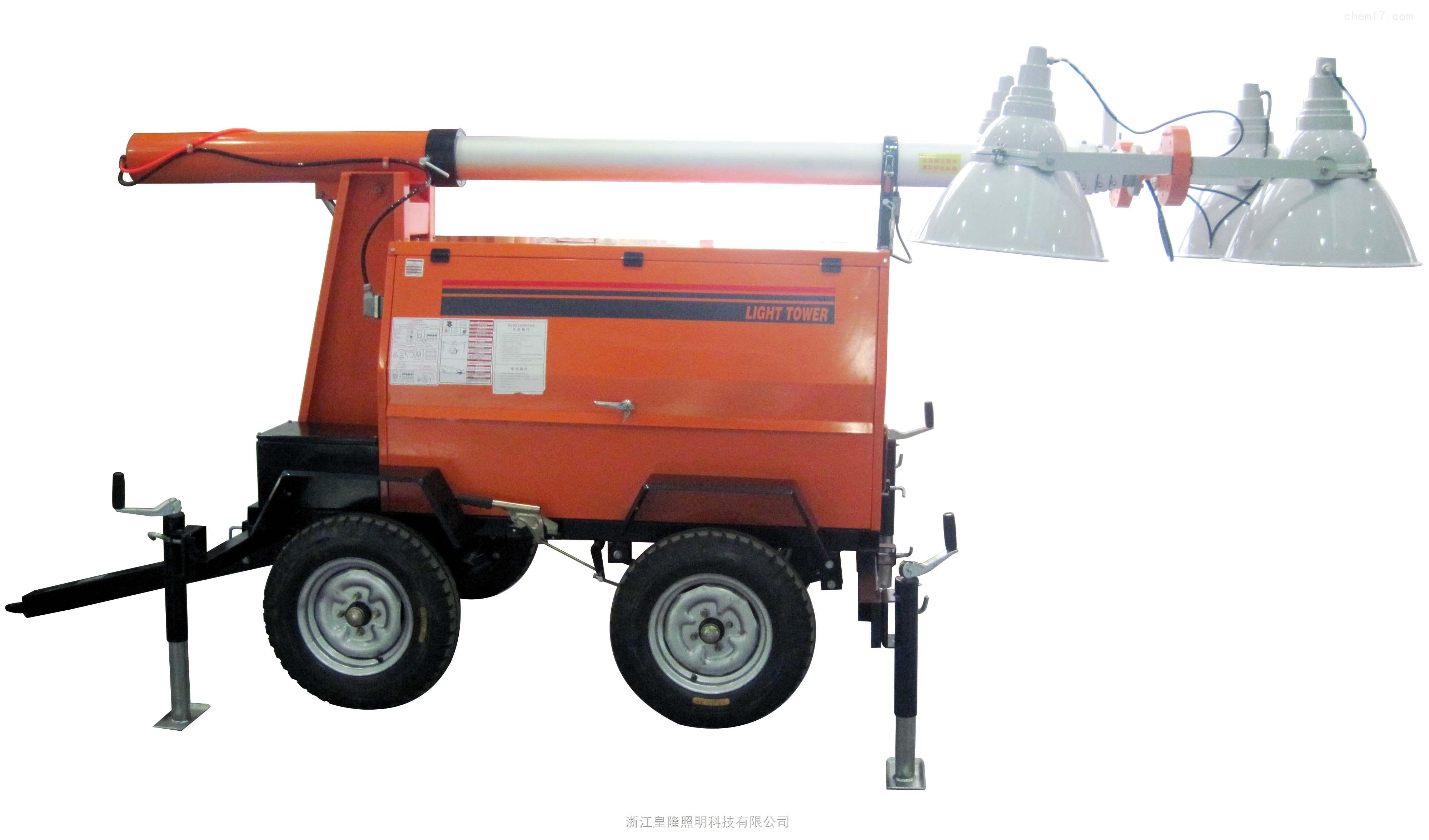 SFW6130全方位移动照明灯塔