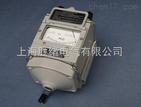 ZC25B-1指针式兆欧表