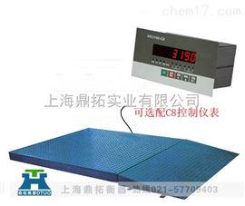 SCS控制开关量报警地磅秤-定量控制电子平台称