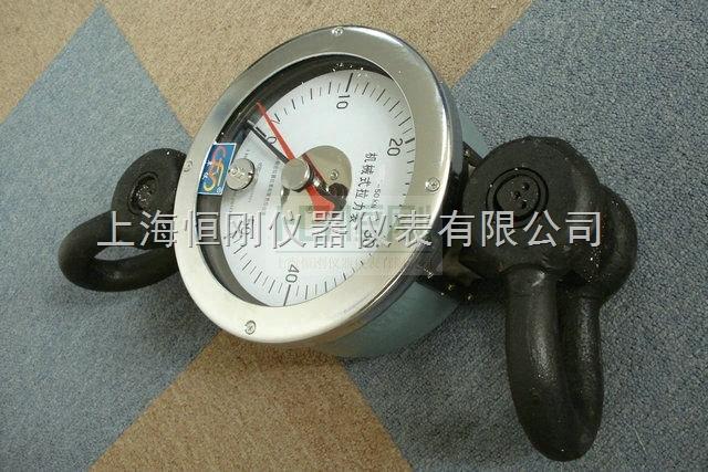 横向内置式数显测力仪