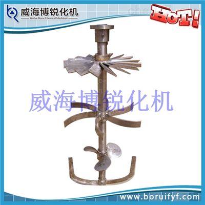 耐王水哈氏合金反应釜搅拌桨