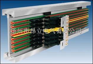 多极铜排板式滑线HXPnR-M、HXPnR-C、HXPnR- Ω系列