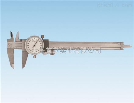德国马尔MarCal 16 U 150mm 带表卡尺