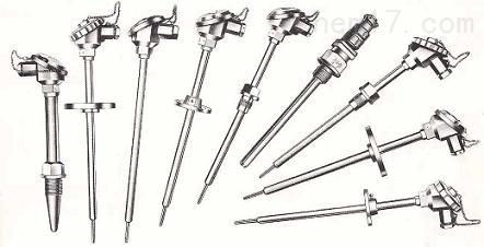 装配式铂电阻(采用引进铂电阻元件)