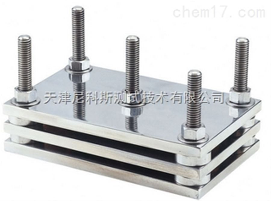 海棉橡胶压缩*变形装置