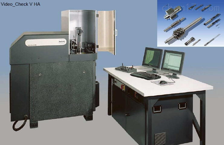 Werth VideoCheck V HA 万能刀具复合式三坐标测量机