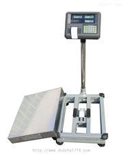 XK3190-A1P耀華75公斤帶打印電子臺秤,75公斤微型打印電子臺秤什么價