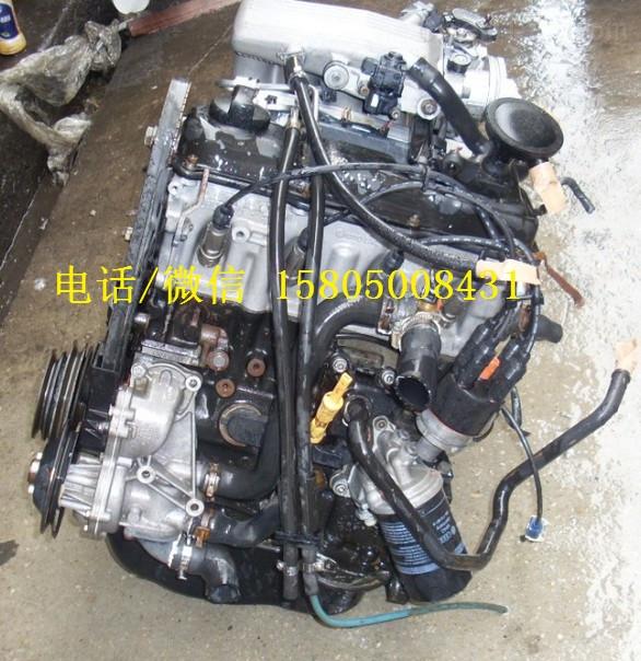 大众桑塔纳2000 普桑发动机 小电喷 老款奥迪100 4缸 发动机