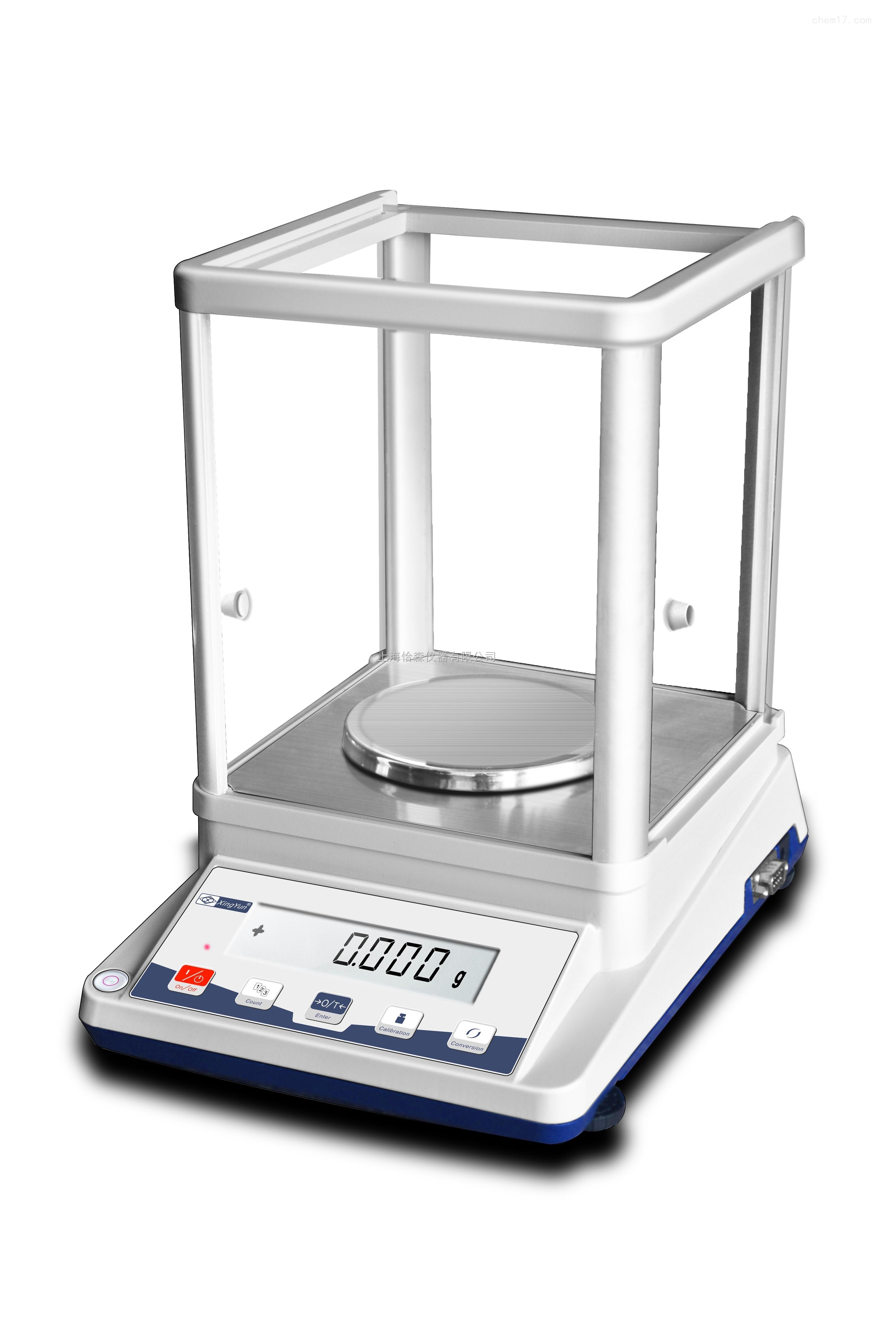 国产幸运JA103P分析电子天平