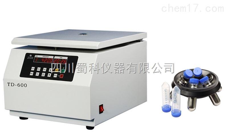 蜀科TD-600台式低速离心机