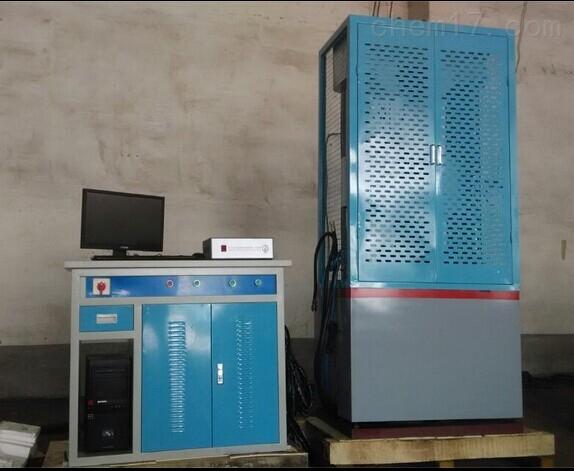 数显万能材料试验机WES-600B型