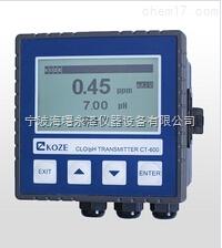 在线余氯测定仪CT-600