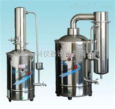 不锈钢电热蒸馏水器(普通)--上海三申