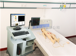 TK/ACLS1700B高智能数字化儿童综合急救技能训练系统(ACLS高级生命支持、计算机控制 )