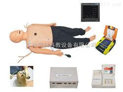 TK/ACLS850同科高级多功能成人综合急救训练模拟人(ACLS高级生命支持、嵌入式系统)
