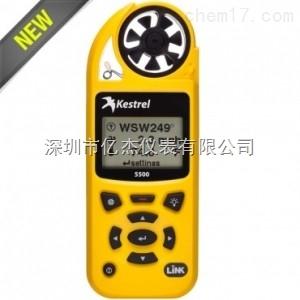 美国kestrel5500气象仪NK5500手持风速仪