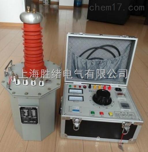 5kVA/50kV工频交流耐压试验成套装置