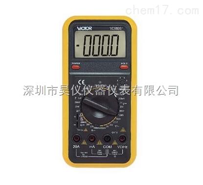 vc9806 -vc9806 数字万用表胜利victor9806 深圳