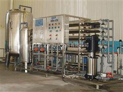 食品行業反滲透水食品行業純化水系統