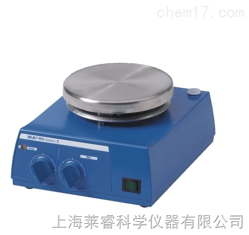RH 基本型2 經濟型加熱磁力攪拌器