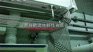 实验室高纯气体控制系统管道安装