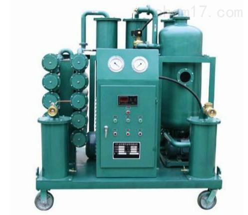 YJ型油液真空净化机