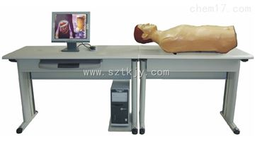 TKMX/F(學生實驗機)(網絡版)智能化腹部檢查教學系統學生實驗機