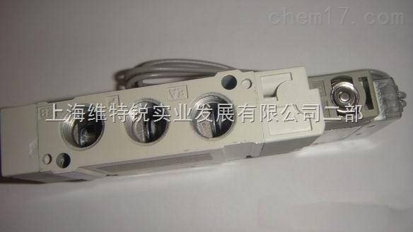 日本smc常闭型电磁阀sy9120系列
