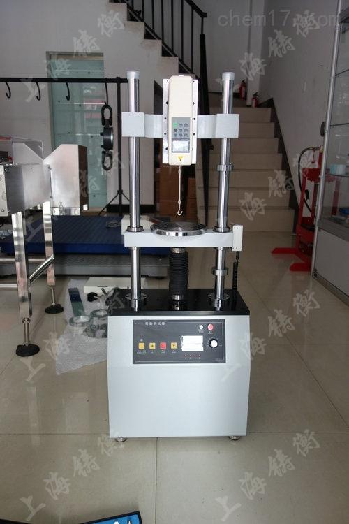 5000N电动双柱测试台推拉力负荷测试专用