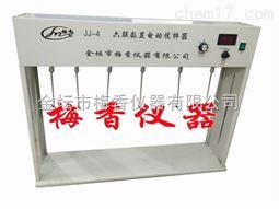 JJ-4六联数显电动搅拌器-六联数显同步厂家生产