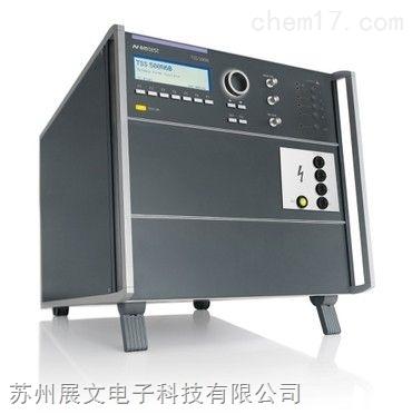emtest TSS 500N6B - 通信浪涌模拟器