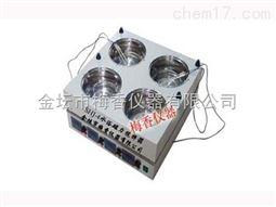 SHJ-4水浴磁力搅拌器新款水浴磁力