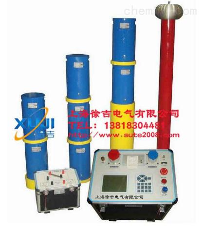 35kv耐压试验变压器串联接线图