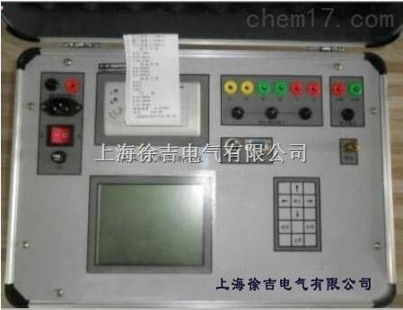 高压开关机械特性测试仪断口线的连接