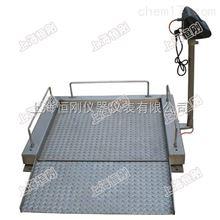 轮椅秤300kg接电脑电子轮椅秤