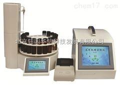 总有机碳检测时的自动进样器
