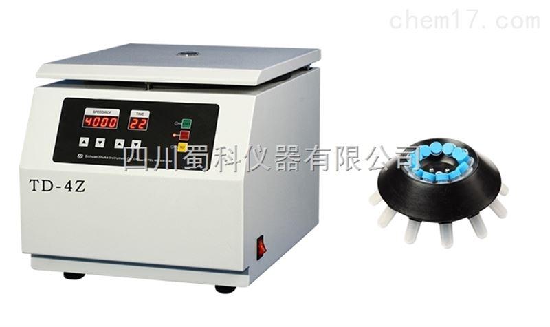 上海TD-4Z台式低速离心机