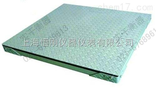 上海双层电子地磅秤价格