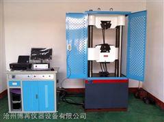 WES-1000B型伺服万能材料试验机