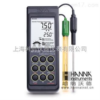 哈纳HI9126微电脑酸度pH-氧化还原ORP-温度°C测定仪